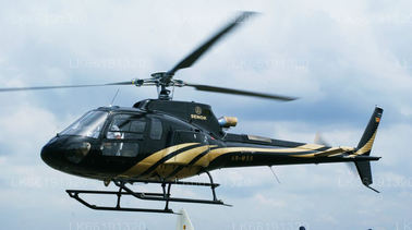 Helicopter Transfers from Hatton